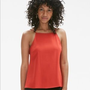 NWT MM LaFleur Jagger top in Cayenne, size M